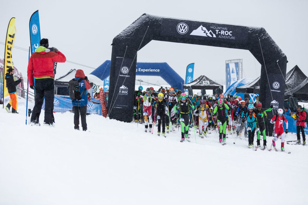 T-Roc Adventure_competición_La Molina_2